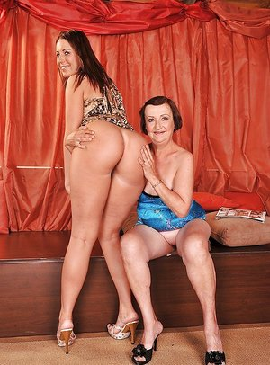 Free Old Granny with Young Porn Pictures
