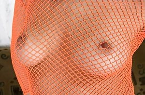 Free Girls Fishnet Porn Pictures