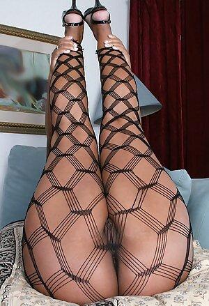 Pantyhose girls tube
