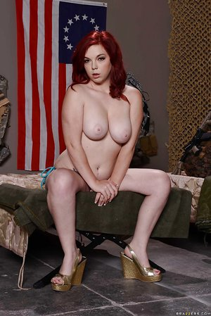 Big ass fatty Mary Jane showing her awesome butt and big tittes