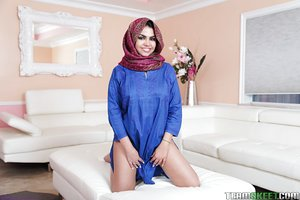 Smokin' barely legal hottie Ada exhibits her perfect lustful body