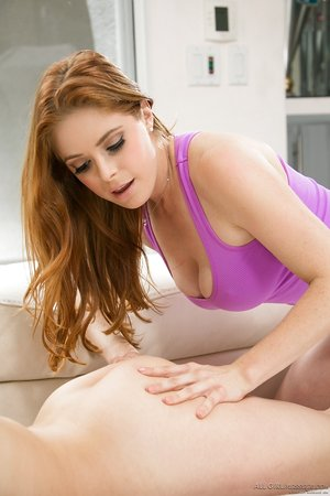 Penny Pax spends sweet time with stepcousin Jade Nile being alone at home