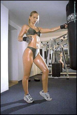 In gym xxx pics 18 year old girls