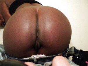 XXX sexy black girl slips photo